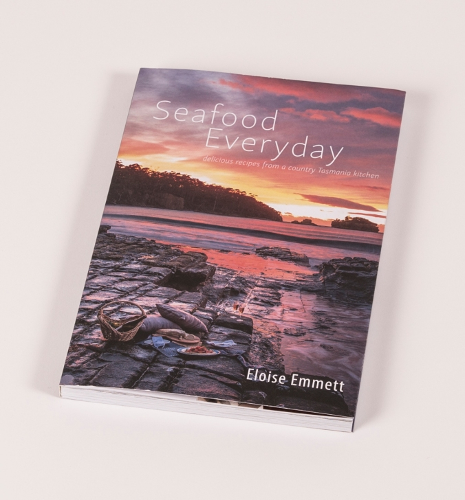 seafood everyday cookbook