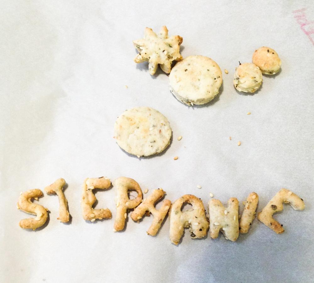Stephs Lavosh crackers