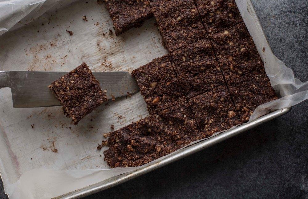 cacao slice