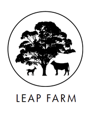leap farm logo