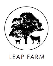 leap farm logo